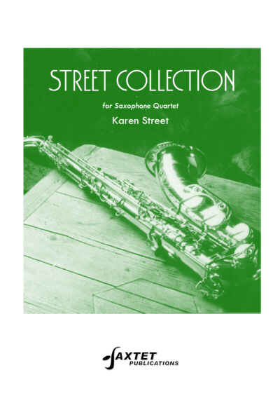 STREET COLLECTION 6 pieces